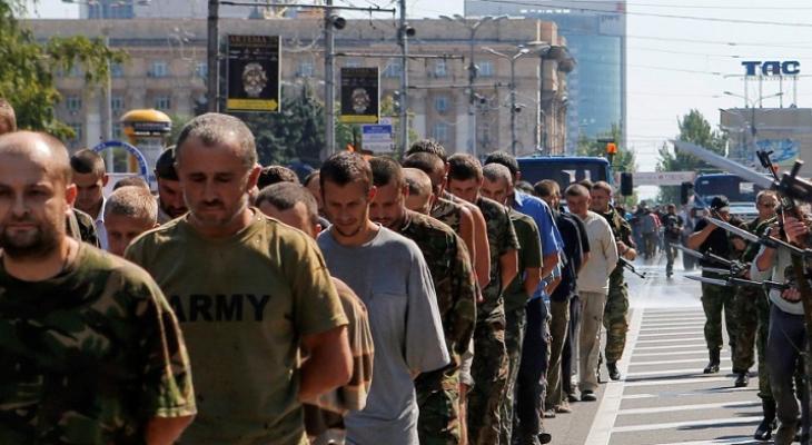 Новости, Украина: обмен пленными самопровозглашенных республик и Украины
