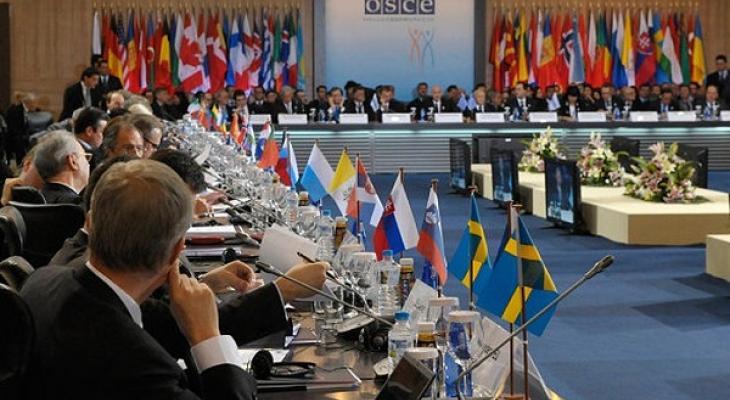 Инициативу Германии о возобновлении переговоров с Россией по вопросу обычных вооружений поддержали представители 15 государств-членов ОБСЕ.