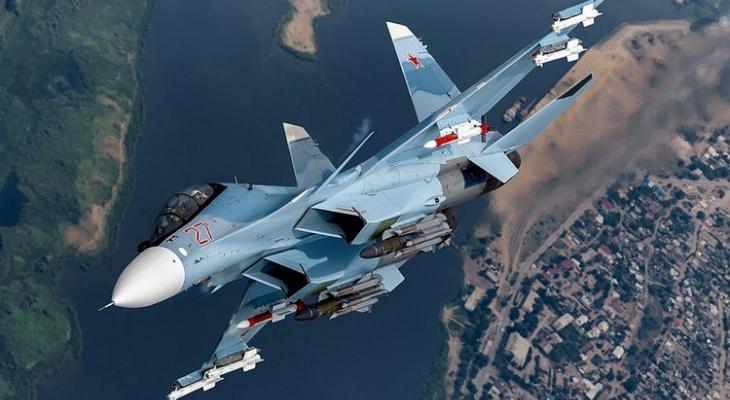 самолёт-шпион  США провалил операцию возле границ России