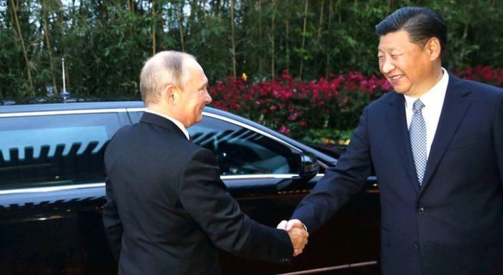 Путин приготовил сюрприз для лидера Китая
