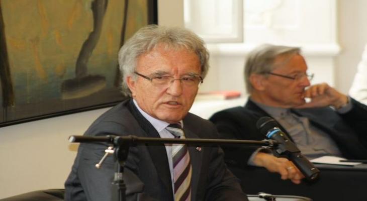 немецкий политик Хорст Тельчик
