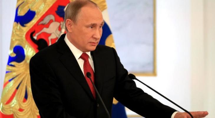Послание Путина Федеральному собранию показали в США