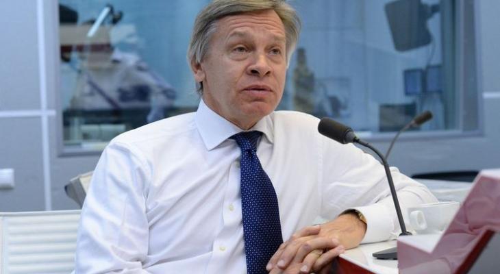 председатель комиссии СФ РФ Алексей Пушков