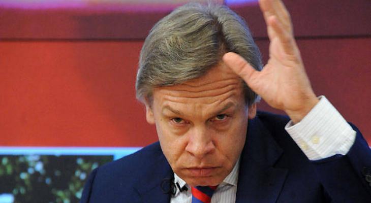 Пушков прокомментировал отказ Германии рассматривать вопрос вступления Украины в ЕС