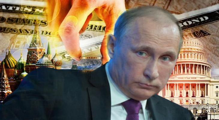 Путин объявил войну американскому доллару