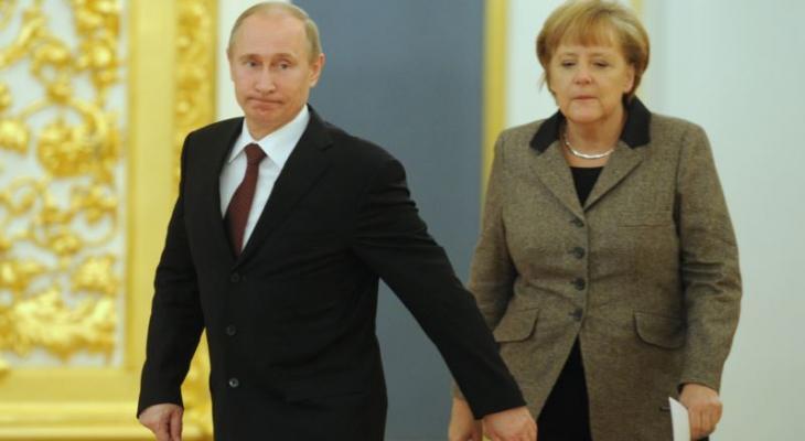 Путин в фокусе: в Германии пытаются предугадать итоги визита российского президента в Берлин