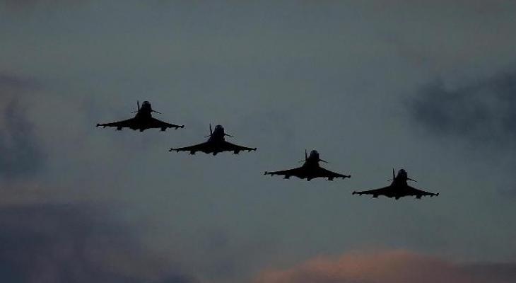 Великобритания наращивает военное присутствие в Восточной Европе