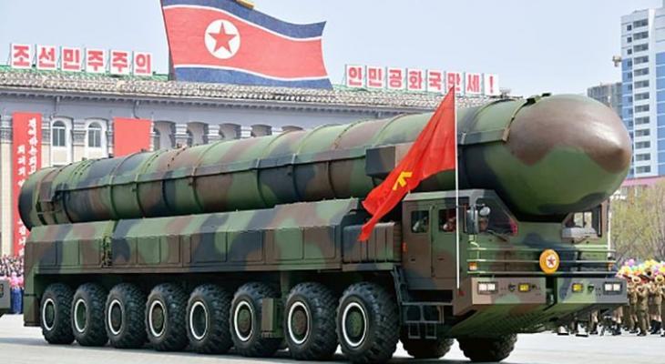 ядерные силы Китая