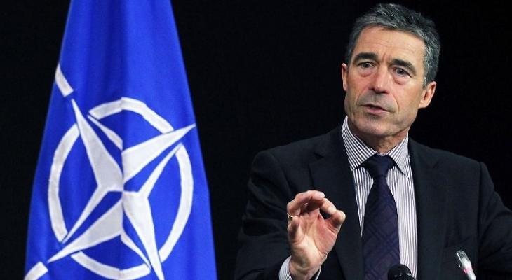 Экс-глава НАТО Андерс Фог Расмуссен
