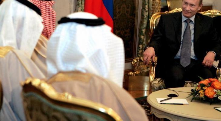 Россия-Саудовская Аравия