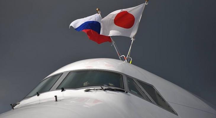 Россия-Япония