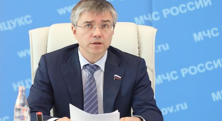 Единая Россия отреагировала на санкции Украины