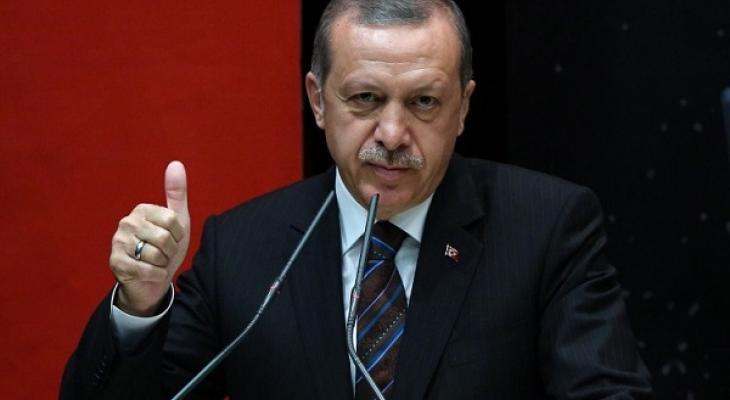Президент Турции Р. Т. Эрдоган