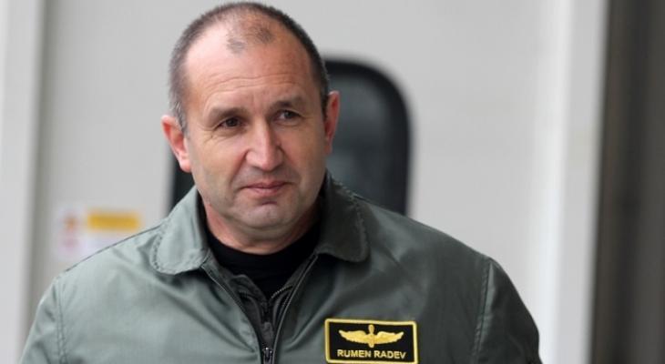 Генерал ВВС Румен Радев