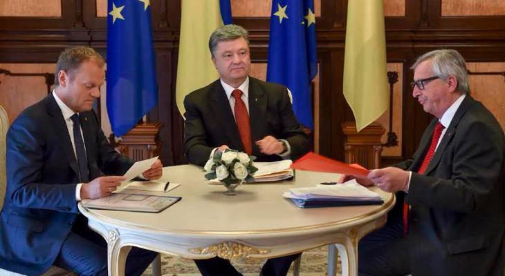 В ЕС не исключают помощи Украине в обмен на восстановление Донбасса