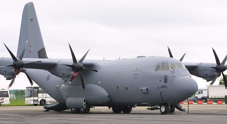 Самолёт C-130J