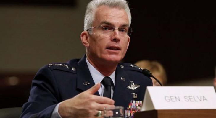 Зампред комитета начштабов генерал США Пол Сельва