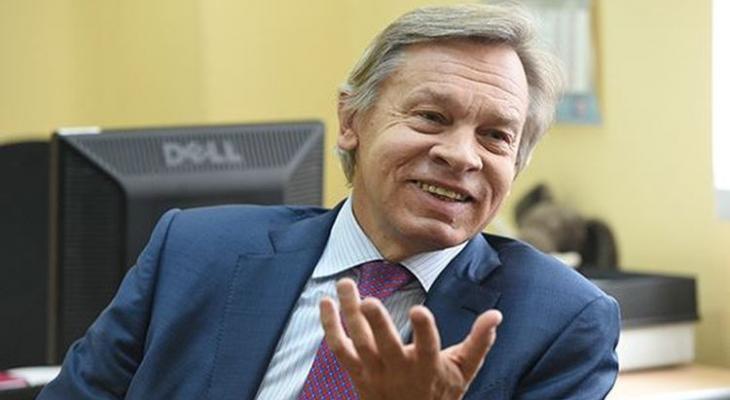 российский сенатор Алексей Пушков