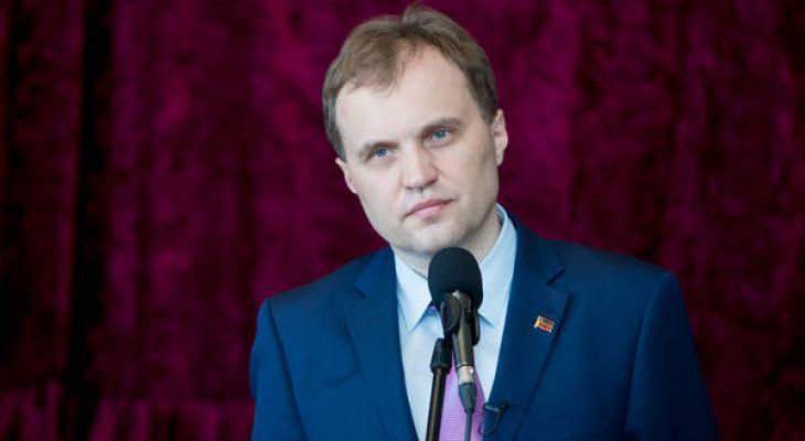 Лидер ПМР Евгений Шевчук