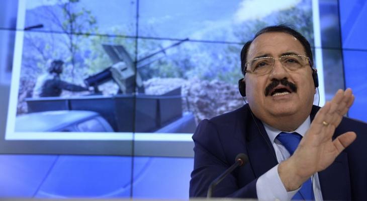 """Посол Сирии о ситуации в Сирии, """"ошибки"""" США"""