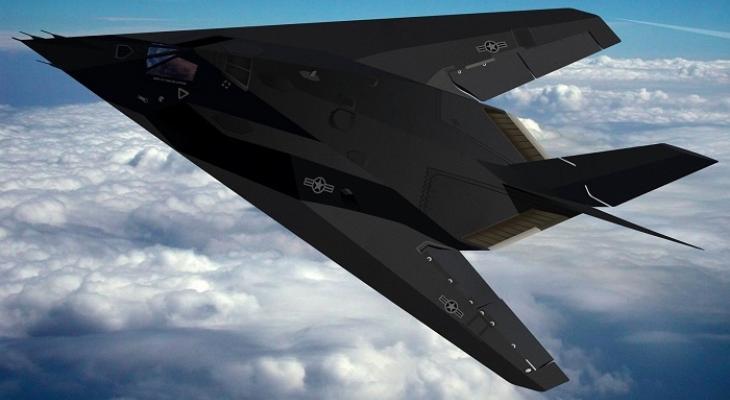 Самолёт F-117