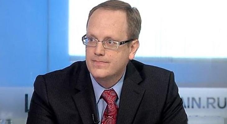 Пресс-секретарь посольства США Уильям Стивенс