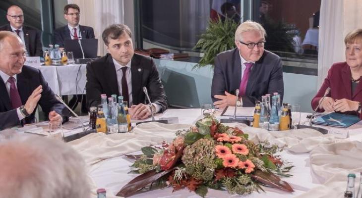Провокация в Берлине: хитрый ход Путина поставил Меркель в неудобное положение