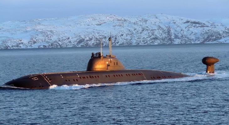 Подводная лодка России
