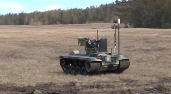 Новейшие российские военные разработки попали на полосы британских газет