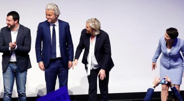 О чем говорили на саммите лидеры ультраправых партий Европы?