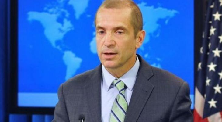 Официальный представитель Госдепа США Марк Тонер
