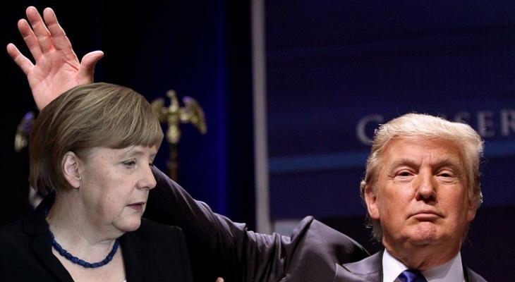 Международный скандал: Дональд Трамп позволил грубый жест в отношении Ангелы Меркель на саммите G7