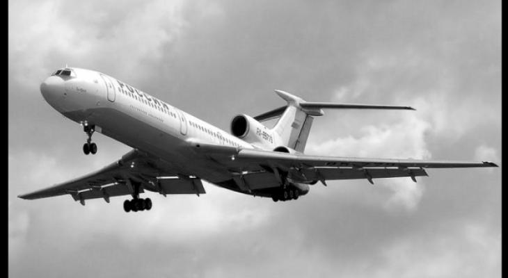 Разбился Ту-154 с ансамблем Александрова