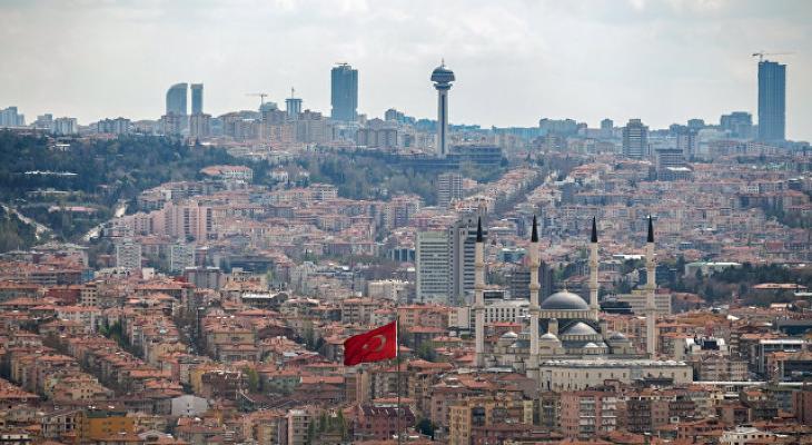Въезд в Турцию