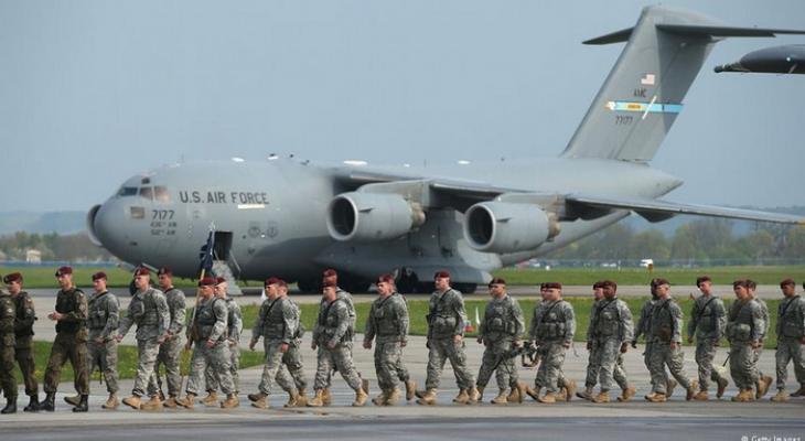 ВВС США в Европе