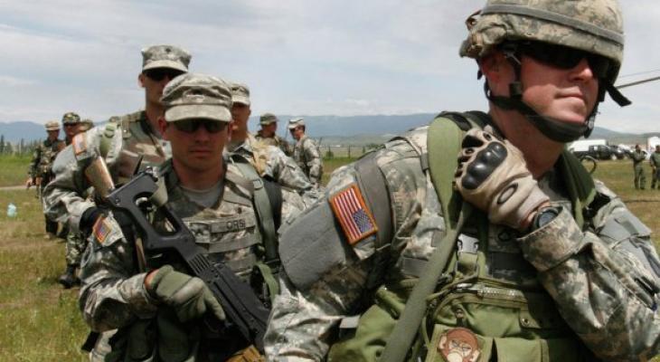 США направляют 150 своих военных в САР