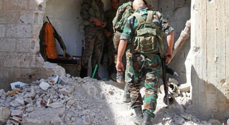 Военные РФ в Сирии