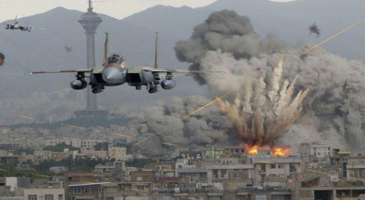 бомбардировка сирийских курдов Турцией