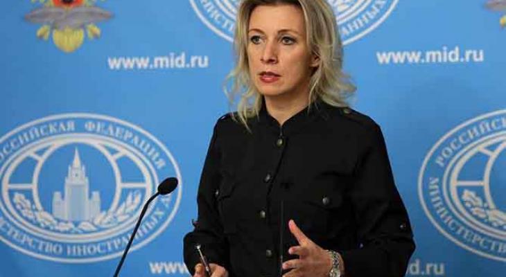 В МИД России возмущены заявлением министра культуры Украины о населении Донбасса