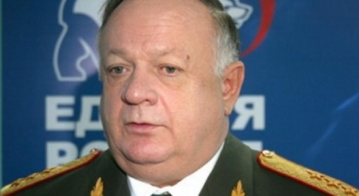 Первый зампред комитета Госдумы по обороне Виктор Заварзин
