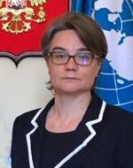 Равилова-Боровик Диляра Салихзяновна